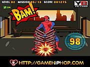 Игра Человек-паук