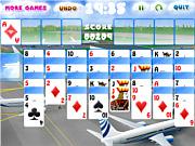 Игра Пасьянс в аэропорте