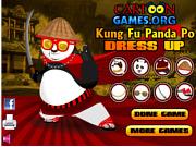 Игра Одень панду По