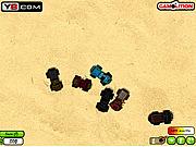 Игра Джипы - гонки на выживание