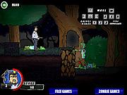 Игра Отстрел зомби 2
