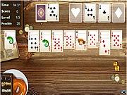 Игра Дикий Запад - пасьянс