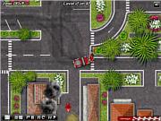 Игра Водитель пожарной машины