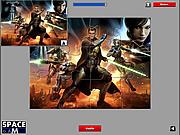 Игра Звездные Войны - пазл