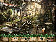 Игра Внутри Проклятого города