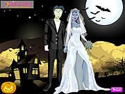 Игра Пары Dressup Halloween