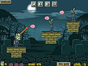 Игра Управляя зомби