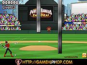 Игра Бейсбол с Пауэр Рэйнджерами