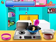 Игра Пирожное с мороженым