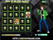Игра Бен и инопланетная загадка
