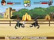 Игра Бен в Колизее