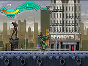 Игра Робот Разрушитель