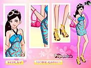 Игра Барби стиль для наряда
