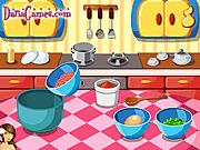 Игра Домашние спагетти