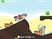 Игра Авто для Angry Birds