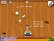 Игра Сохранность яйца