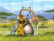 Игра Мадагаскар. Головоломка