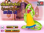 Игра Принцесса Рапунцель
