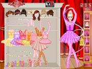Игра Мисс балерина