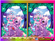 Игра Pony 6 Differences