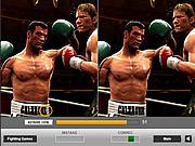 Игра Боксерские бои: найди отличия