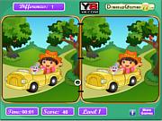 Игра Потерявшаяся обезьянка Доры