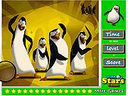 Игра Пингвины из Мадагаскара