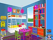 Игра Побег из детской комнаты