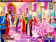 Игра Барби на королевском балу