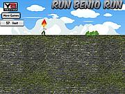 Игра Бен: бежать, чтобы выжить