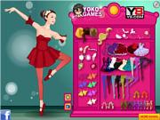 Игра Известная балерина