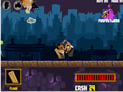 Игра Гангстер против зомби 2