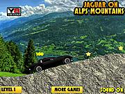 Игра Гонка в Альпах