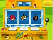 Игра Сердитые птицы: игровой автомат