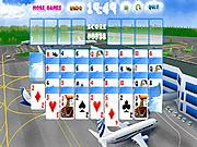 Игра Счастливый рейс: пасьянс