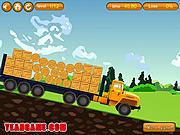 Игра Сумасшедший грузовик