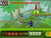 Игра В джунглях. Время приключений