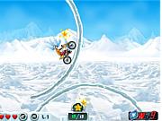 Игра Езда по льду 2
