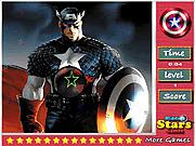 Игра Капитан Америка