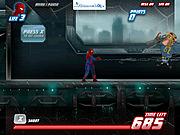 Игра Ultimate Spider- Man: The Zodiac Attack