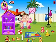 Игра Детское купание