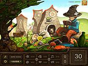 Игра Онлайн пазл: Потерянный мир