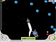 Игра Ракетное путешествие