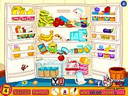 Игра Очистить свой холодильник