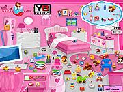 Игра Спальня маленькой принцессы