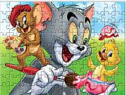 Игра Том и Джери. Мозайка
