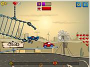 Игра Die Wagen - die Monster 2: die Wahnsinnigen Träume