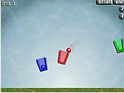 Игра Мячи в корзине