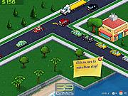 Игра Traffic Cash