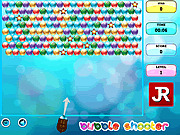 Игра Пузырный стрелок